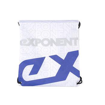 eXPONENT 束口包(白) G26J0101