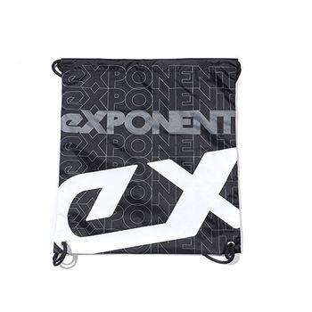 eXPONENT 束口包(黑灰) G26J0102