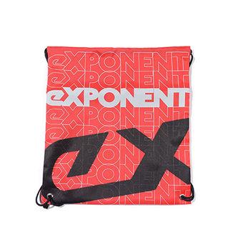 eXPONENT 束口包(紅黑) G26J0103A