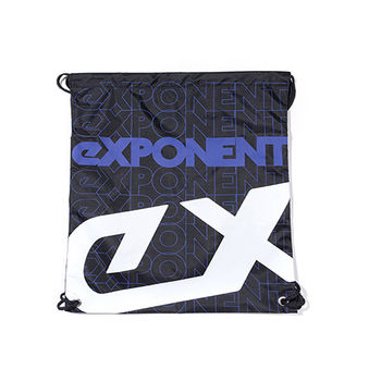 eXPONENT 束口包(黑藍) G26J0102A