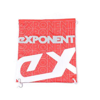 eXPONENT 束口包(紅白) G26J0103