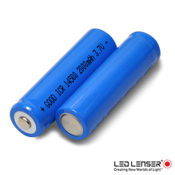 德國 LED LENSER 原廠14500充電電池