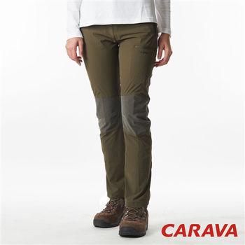 CARAVA《女戶外登山攀岩褲》(橄綠)