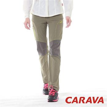 CARAVA《女款攀岩長褲》(灰橄綠)