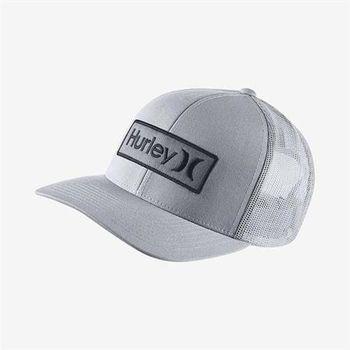 Hurley - BUNTING TRUCKER 棒球帽 - 灰