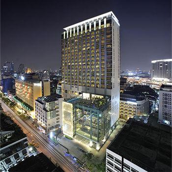 【暑假住曼谷五星艾美酒店】泰奢華五星艾美水陸三樂園火車夜市5日