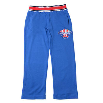 eXPONENT 數字72 長綿褲(藍) L15H0405