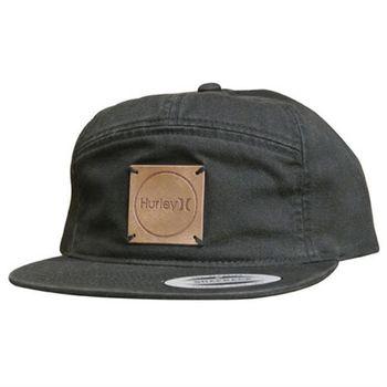 Hurley - BUILT 棒球帽 - 黑