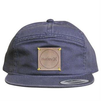 Hurley - BUILT 棒球帽 - 紫藍
