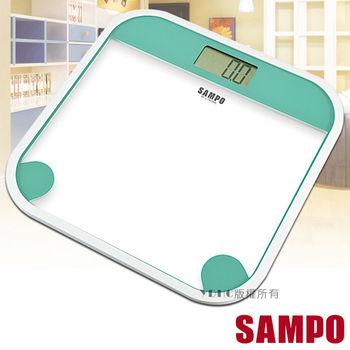 【聲寶Sampo】電子體重計 BF-L1503ML