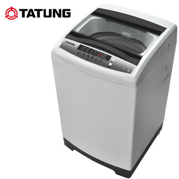 【TATUNG大同】 12.5kg氣泡強力洗衣機 TAW-A125A 送安裝