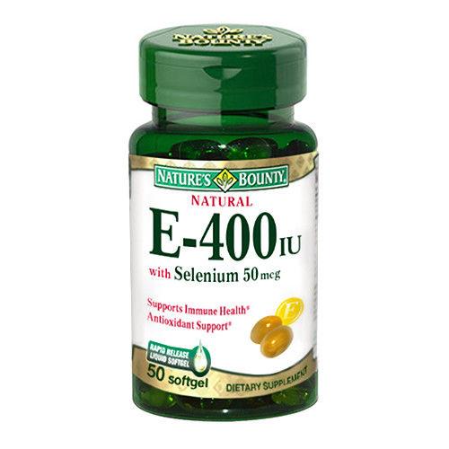 自然之寶E+硒軟膠囊 兩入