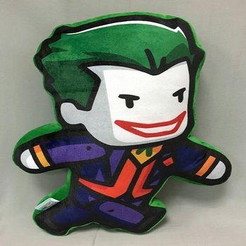 蝙蝠俠對超人:正義曙光 Q版抱枕-小丑