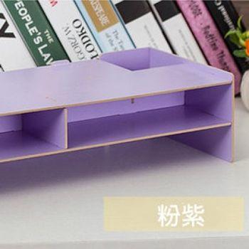 窩自在★電腦置物櫃3mm-粉紫