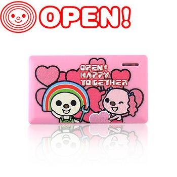 Open小將 多功能Combo ATM讀卡機-愛戀時光 (OP-R03)