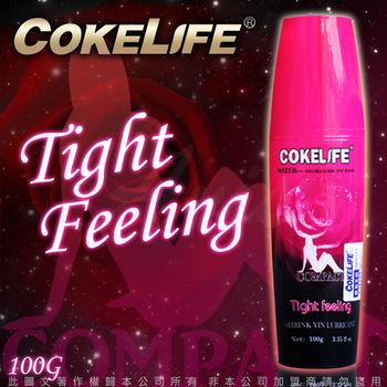 COKELIFE Tight feeling 女性情趣提升水性潤滑液 100g
