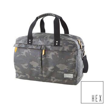 【HEX】Calibre 系列 Overnight Travel Duffel 15吋 肩背/手提兩用旅行包 (迷彩)