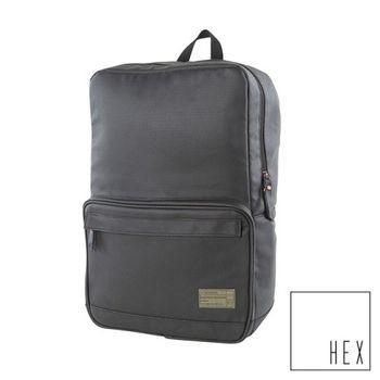 【HEX】Calibre 系列 Origin Backpack 15吋 經典筆電後背包 (黑)