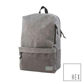 【HEX】Aspect 系列 Exile Backpack 15吋 輕巧筆電後背包 (灰)