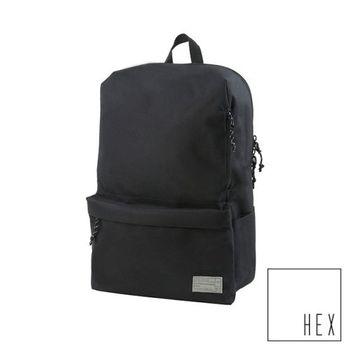 【HEX】Aspect 系列 Exile Backpack 15吋 輕巧筆電後背包 (黑)