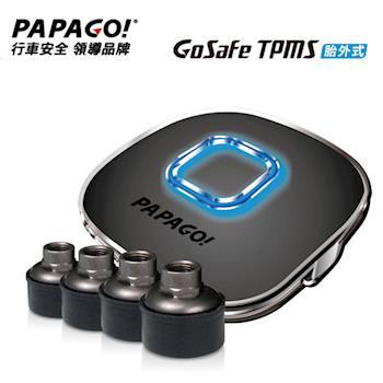 PAPAGO! GoSafe TPMS 500BT胎外式藍牙智能胎壓偵測器