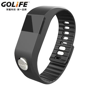 GOLiFE Care One 智慧健康手環-黑色