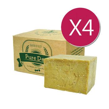 Pure Dew 阿勒坡古皂 特惠組 210gx4