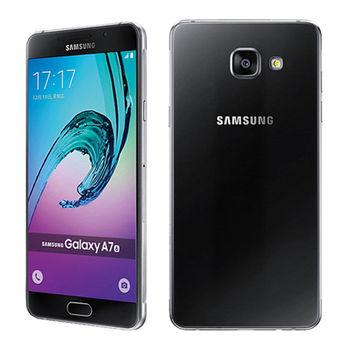 Samsung Galaxy A7 (2016新版)八核心5.5吋4G全頻雙卡機*送ways溫度量測計+保護套+觸控筆
