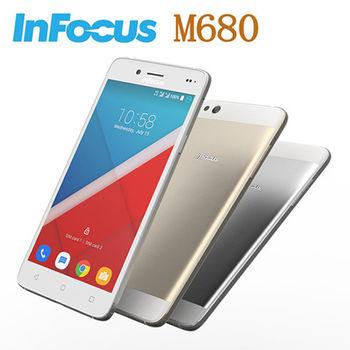 InFocus M680 八核心5.5吋 4G全頻雙卡機(2G/16G版)