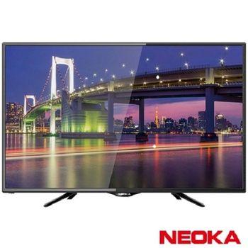 【NEOKA新禾】24吋 液晶顯示器+視訊盒(24NS100)-不含基本安裝 - 加贈【TOSHIBA】高音質耳塞式耳機(RZE-D40)一入。