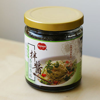 小森古早味香菇香椿醬  (3罐裝)All Nature Mushroom Toona Sauce