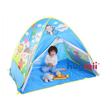 【hugmii】童趣造型帳篷_歡樂賽車