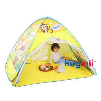【hugmii】童趣造型帳篷_彩虹樂園