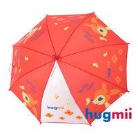 ~hugmii~童趣安全型兒童雨傘 ^#95 紅色小鹿
