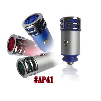 【Osun】車用空氣清淨器-姆指精靈-臭氧負離子2合1(AP41