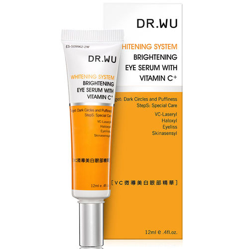 DR.WU VC微導美白眼部精華12ML