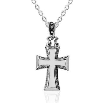 ART64 存在 十字架 純銀項鍊