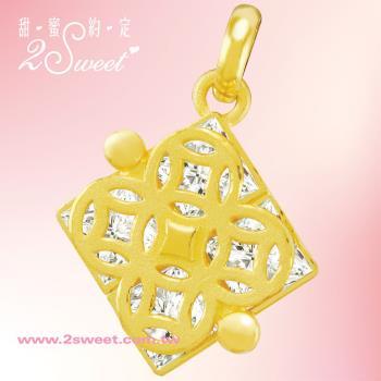 【甜蜜約定】2Sweet甜蜜約定晶鑽金飾