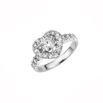 KP Diamond怦然心動50分美鑽戒(D/SI1)