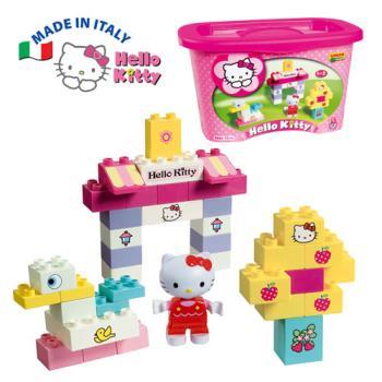 【義大利Unico】Hello Kitty-可愛巧巧鳥組