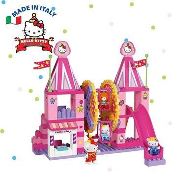 【義大利Unico】Hello Kitty-繽紛樂園組