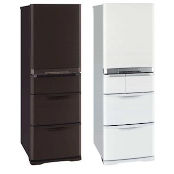 MITSUBISHI  日本原裝 三菱電冰箱 MR-B42T  日本原裝變頻五門電冰箱 一級節能  420L