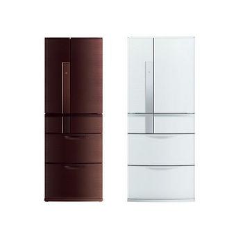 MITSUBISHI 日本原裝 三菱電冰箱 MR-JX53X 六門一級節能 525L