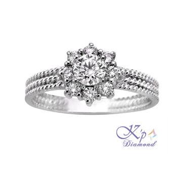 KP Diamond極緻30分美鑽戒(F/VS2)