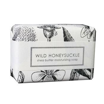 [FORMULARY55氛芳55]乳木果油手工皂-狂野金銀花