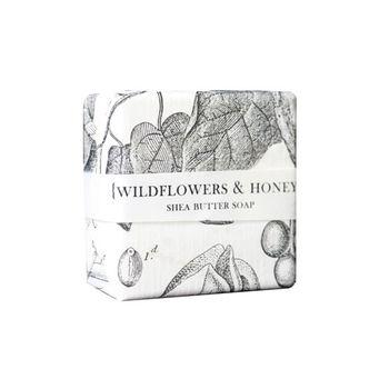 [FORMULARY55氛芳55]乳木果油迷你手工皂-繁花蜂蜜