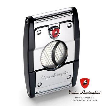 義大利 藍寶堅尼精品 - PRECISIONE CIGAR CUTTER 雪茄剪(黑色) ★ Tonino Lamborghini 原廠進口 ★