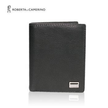 ROBERTA諾貝達-牛皮三層直立式短夾040R-A0801