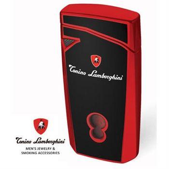 新品上市!義大利 藍寶堅尼精品 - MAGIONE LIGHTER 打火機(經典紅黑色) ★ Tonino Lamborghini 原廠進口 ★