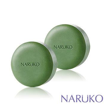 NARUKO牛爾 茶樹控油抗痘潔膚皂2入組